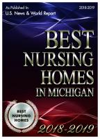 Gogebic Medical Care Facility has been awarded the US News and World Report Best Nursing Home Designation. Only 19% of all US nursing homes have earned this designation.
